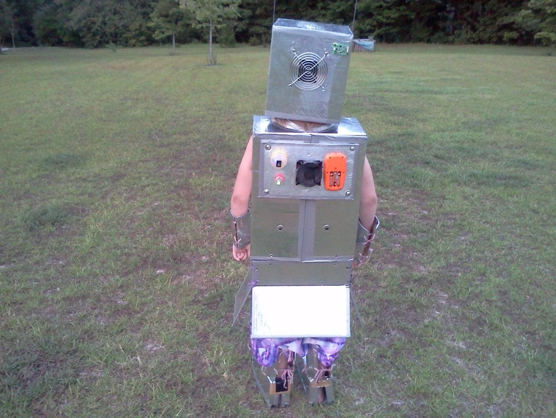 I Am a Robot...beep...I Am a Robot...beep