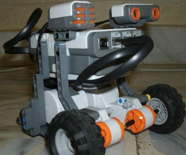 40cm/second NXT Robot