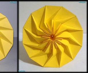 Star Dodecagon and Phinwell Paper