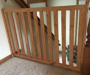 Pine Baby Gate Version 1.0