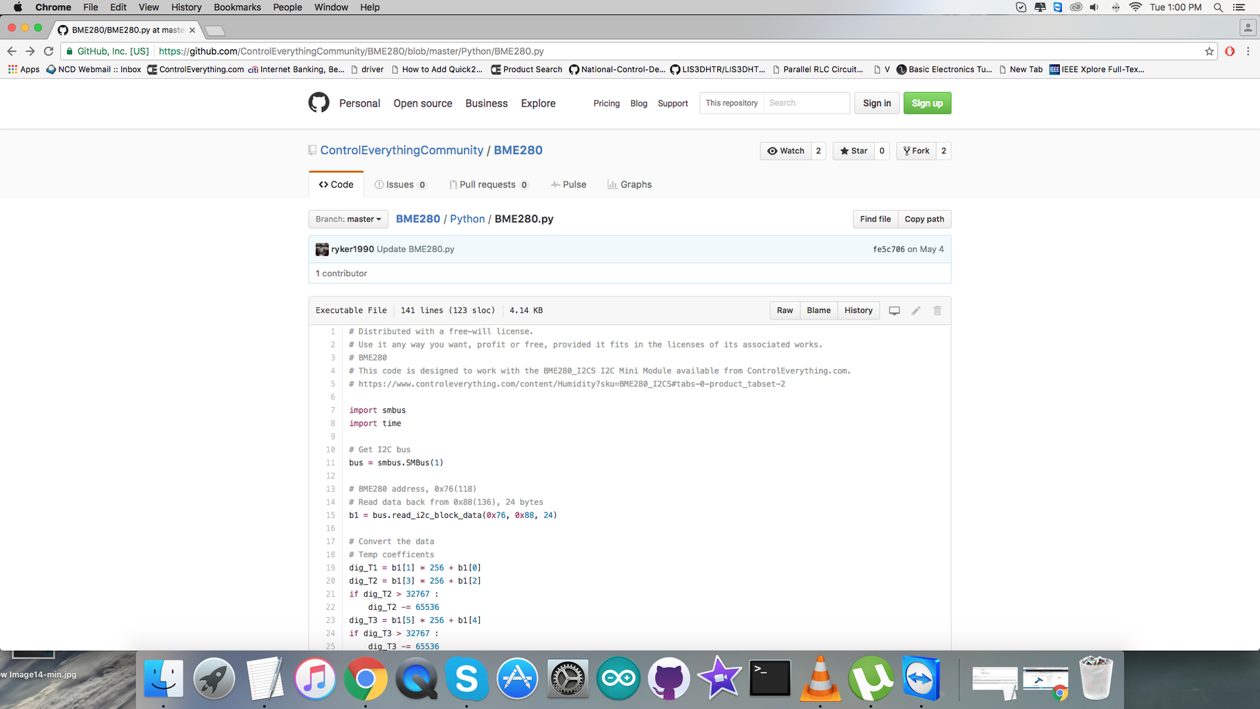 Raspberry Pi Programming in Python