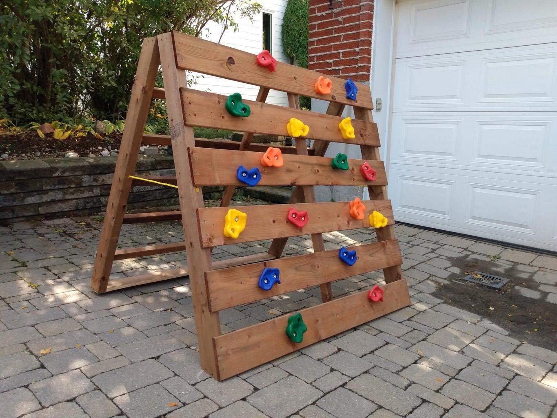 Folding Climbing Module for Kids