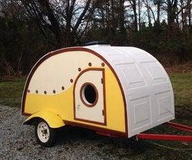 My Teardrop Camper