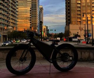 Fast 3000W E-Bike