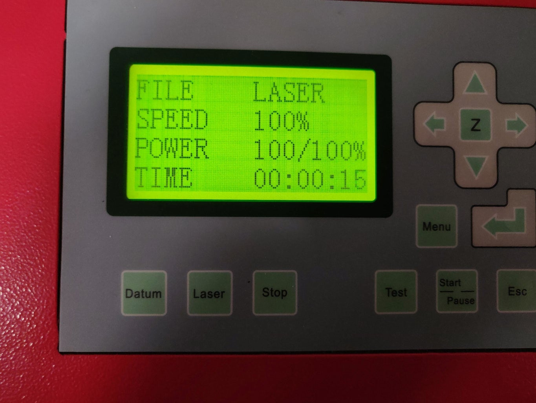 Step 3 : Laser-Cut