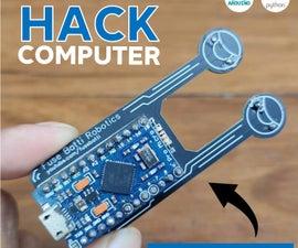 破解电脑使之智能化!