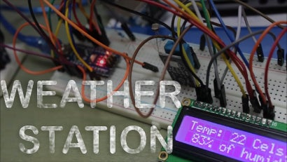 How to Make a Weather Station! Part 1