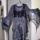 creepy ghostly costume