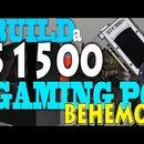 Amazing $1500 GTX 980Ti Gaming PC-4k