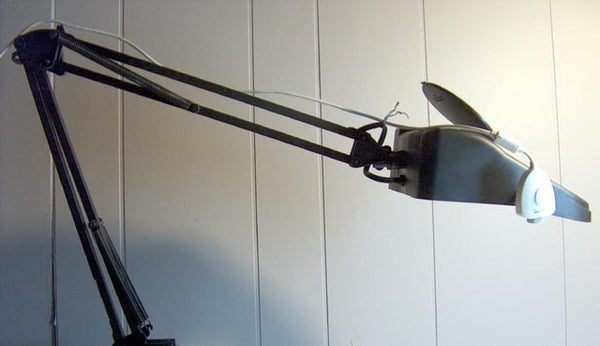 The Better Swing Arm Camera Mount