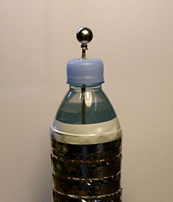 Make a Water Bottle Capacitor