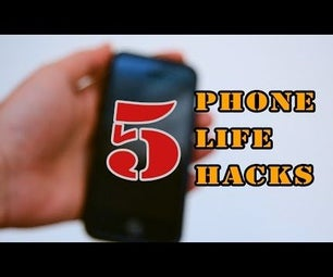 Easy Phone DIYs