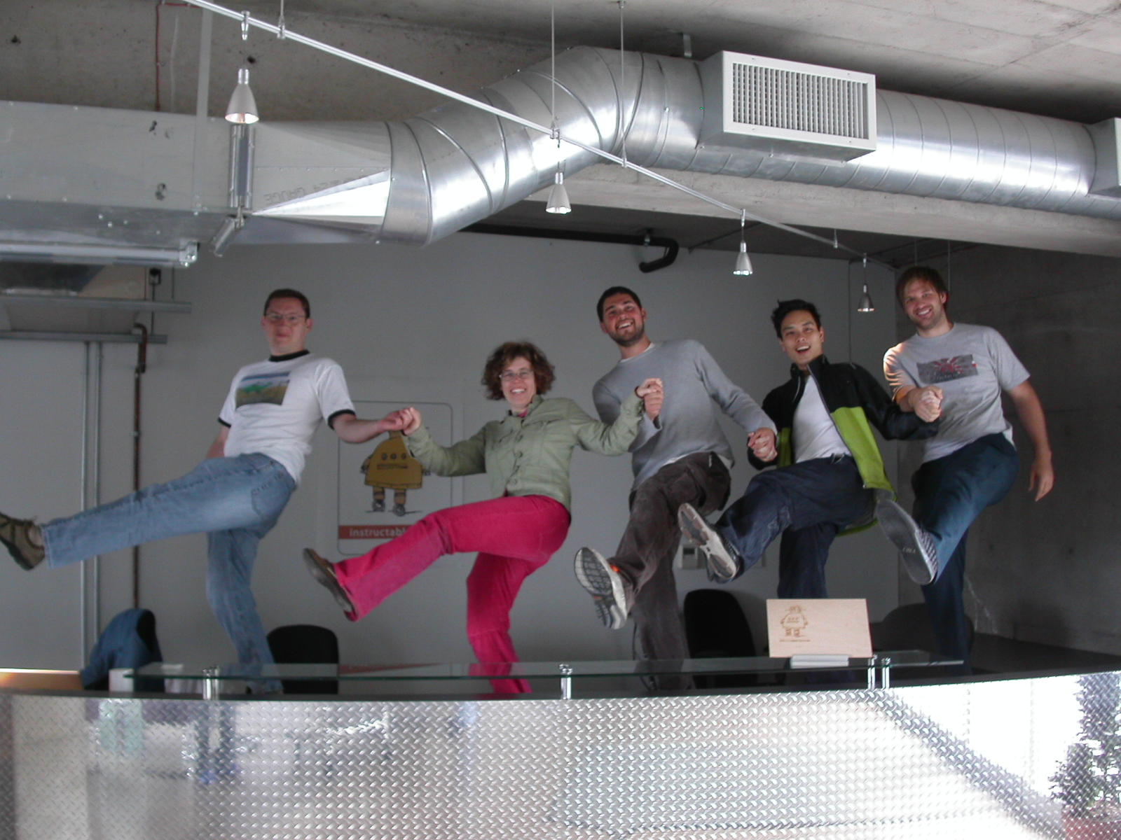 How to party at Instructables when the CEO is out of the office