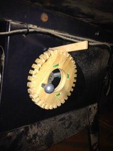 Mounting the Locking Arm