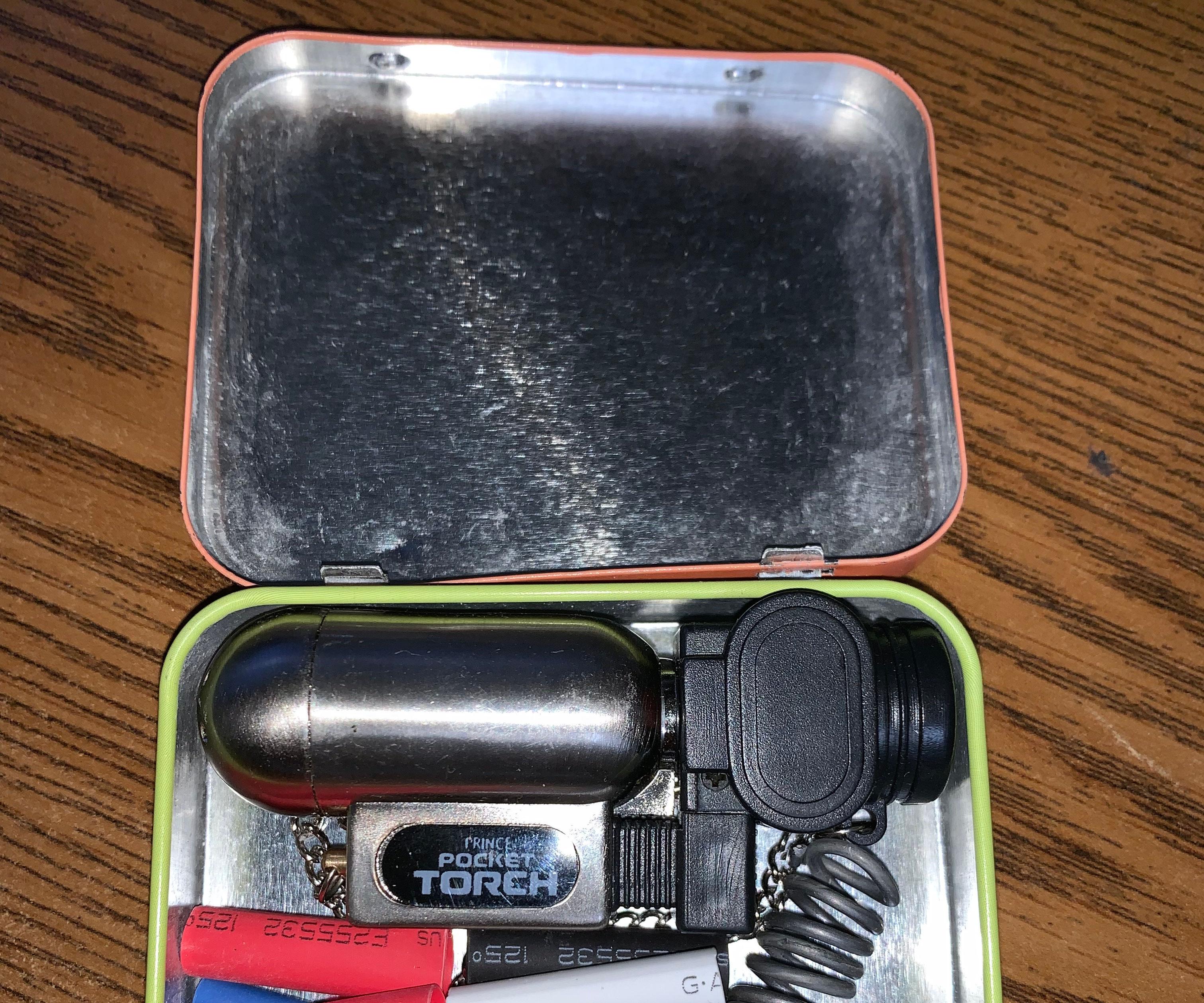 Pocket Soldering Kit