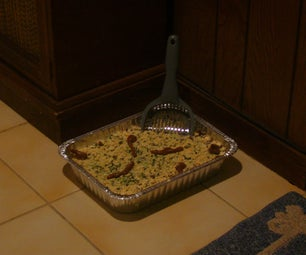 Kat Litter Cake -- Gifts Impossible to Re-Gift