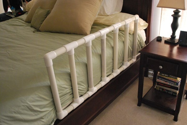 How to Make a Toddler Bed Guard