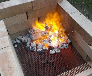 Homemade Forge