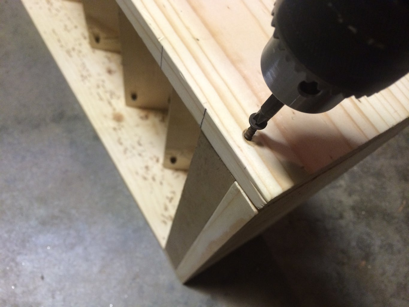 Preparing French Cleats