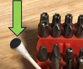 Micro Sandpaper Detailing Tool