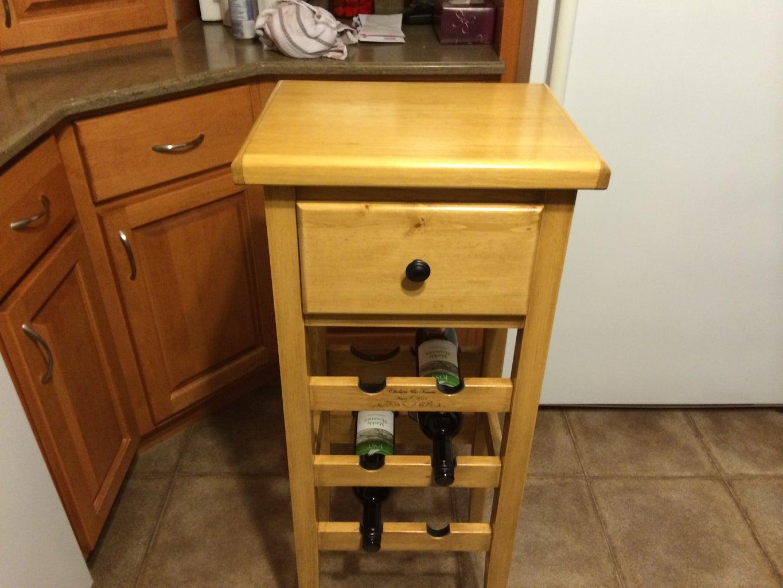 Wine Rack - Slide Show