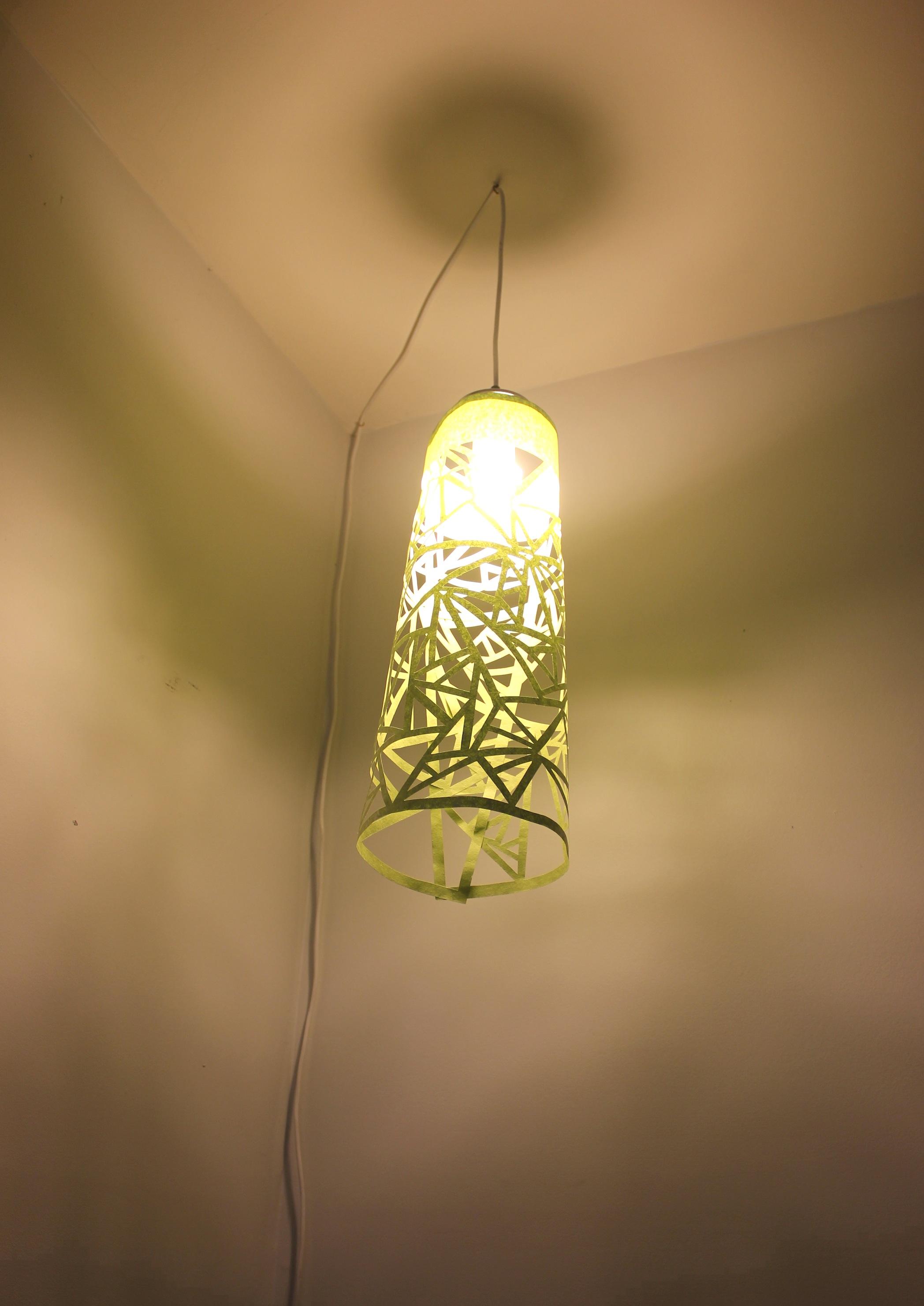 Handmade Designer Paper Lampshade