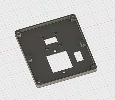 Caja impresa en 3D