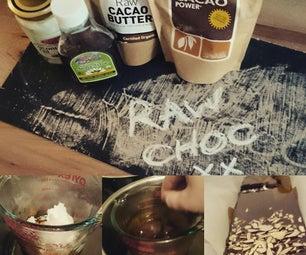 Raw/Vegan Chocolate