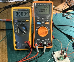 ACS724 Current Sensor Measurements With Arduino