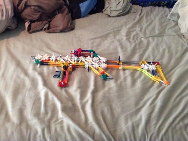 Akc (awesome Knex Combo) Gun