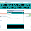 Build Arduino IDE from GIT sources on Windows