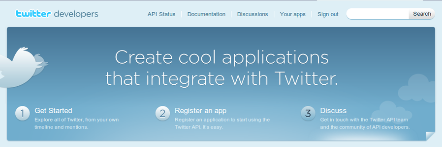Setting Up Twitter