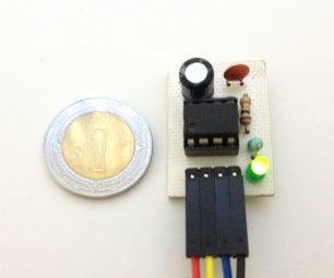 Make the Smallest LM386 Amplifier Module