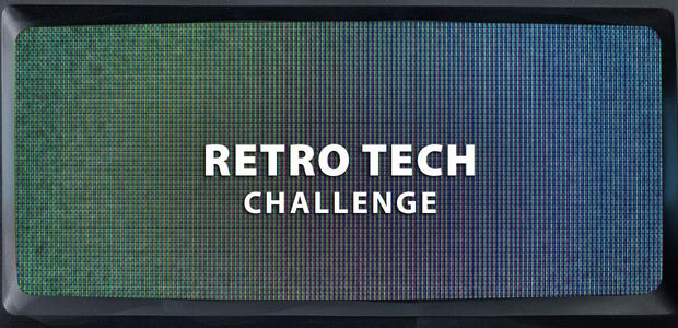 Retro Tech Challenge