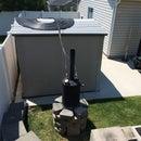 Fire Pool Heater