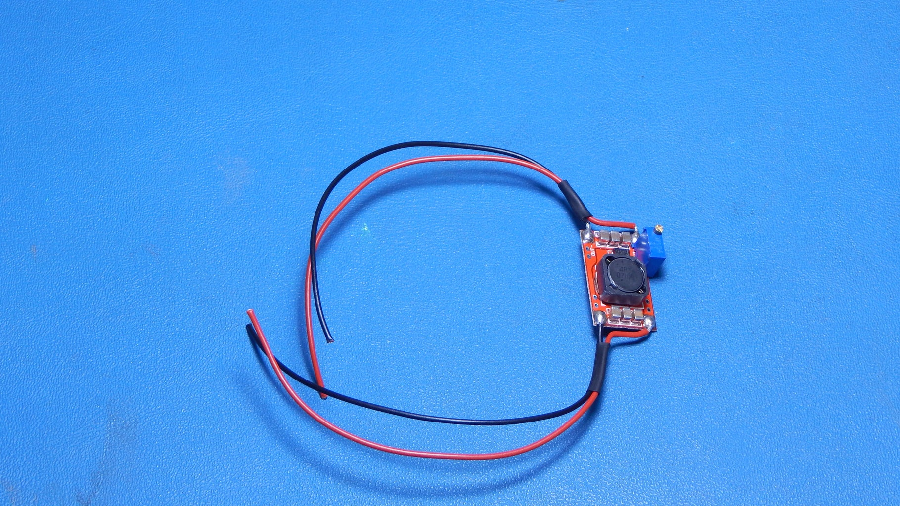 Wiring the Boost Circuit