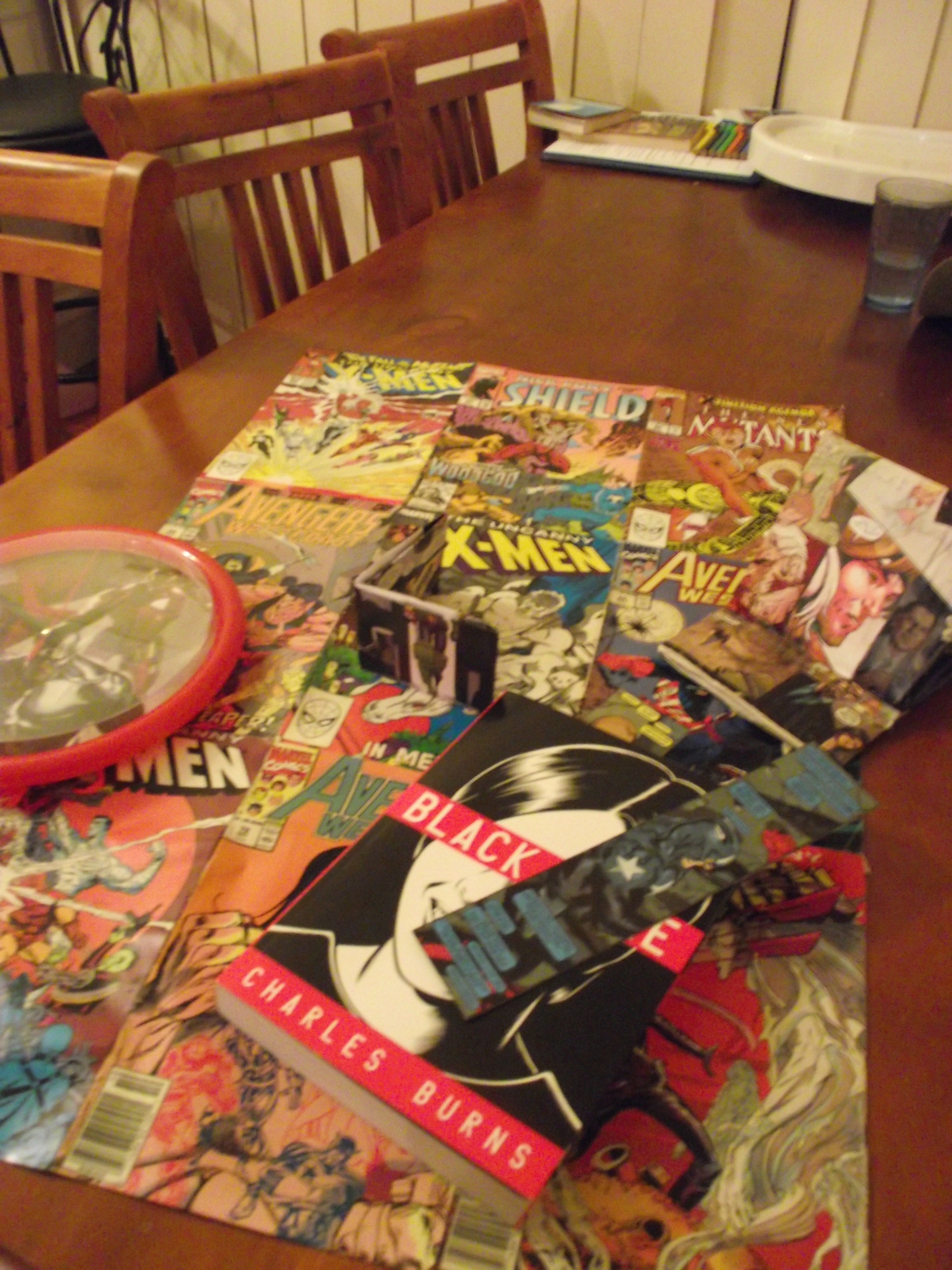 5 Cheap-as-Free things to make from old comics