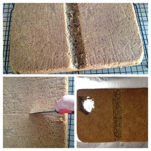 The Book Cake