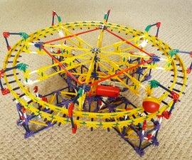 Knex Circle Ball Machine