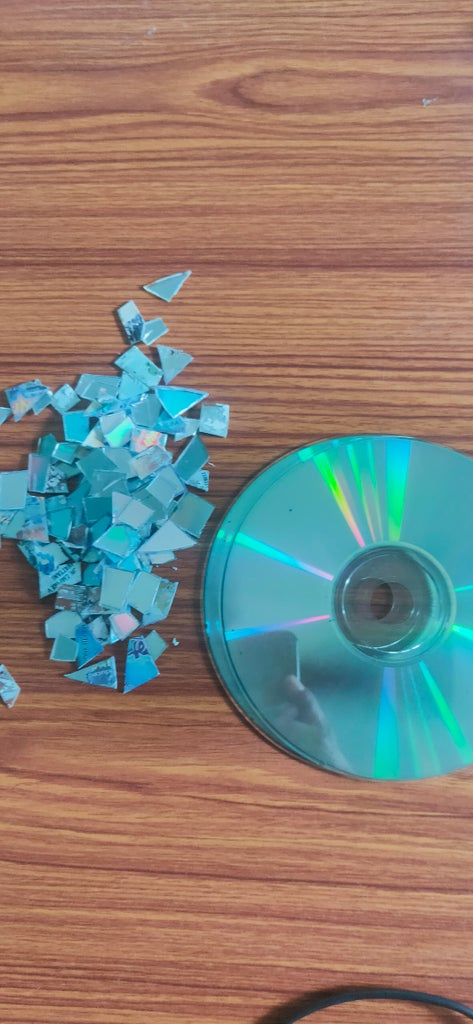 Cutting  of CD