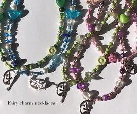 Fairy Necklaces