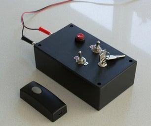 Remote Ignition System: 100kv StunGun