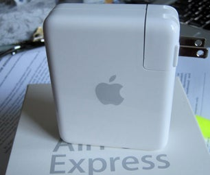 Bypass Your Broken Airport Express PSU With an USB Power Source