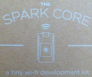 Using Spark Core to Notify When a Door Is Opened