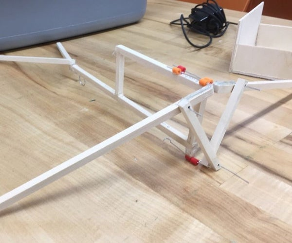 Ornithopter and Inspirational Arduino Music