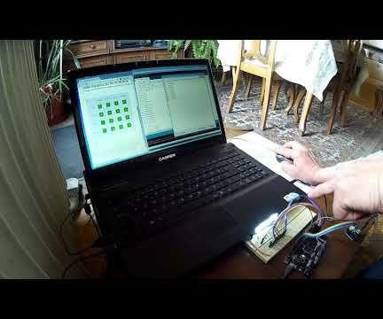 DTMF Module and Arduino Remote Control of Devices