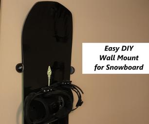 建立一个简单和功能的滑雪板存储