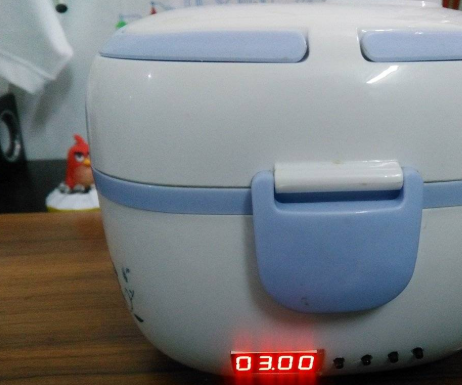 Make a Timed Constant Temperature Lunch Box