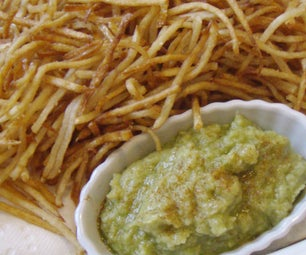 Make Your Own Junk Food: French Fry Edition