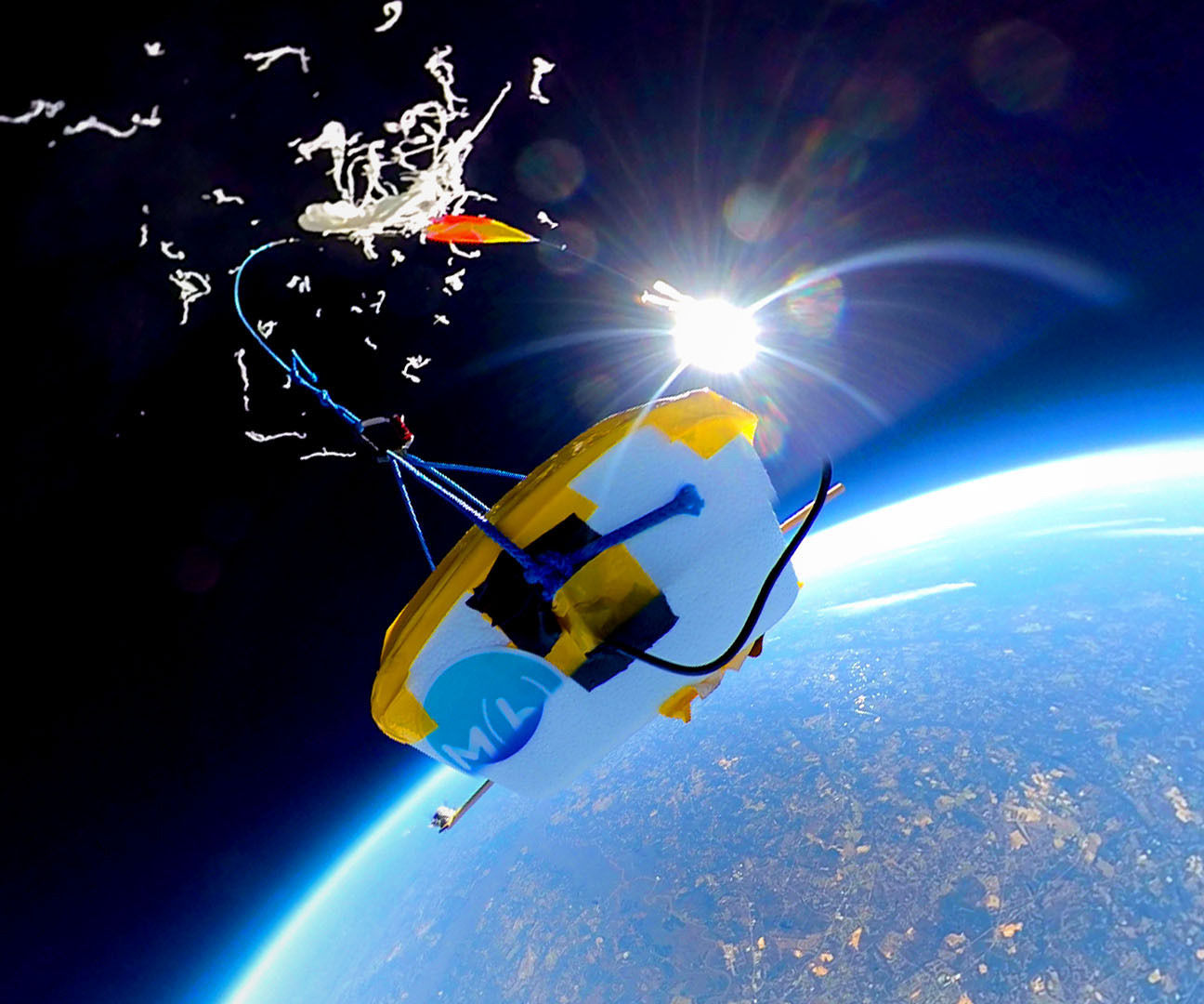 How to Send a 360 Camera to the Edge of Space